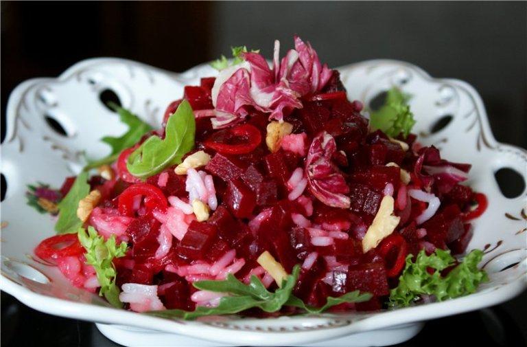 состав термобелья салат летний со свеклой для мамочек