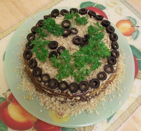 Красивый торт красивые торты